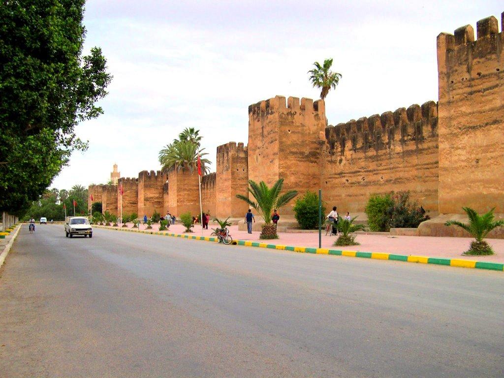 Taroudant great wall 1631115927