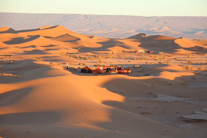 Oasis, valleys and dunes of the Big South of Morocco  in 8 days - Marrakesh